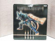 New Dragon Ball HQ DX Creatures 5 Cell Second Form Figure Banpresto