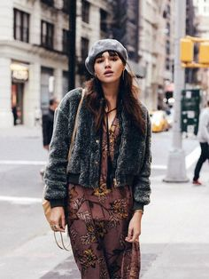 Trend Alert: Berets Are Making A Serious Comeback