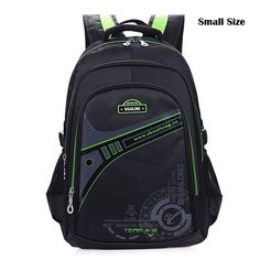 2016 Fashion Orthopedic Boy's Backpack Great Quality Waterproof Travel Bags Classic Gray Laptop Bag Big and Samll Size Mochila