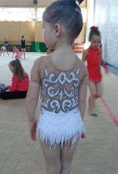 Leotardo de gimnasia rítmica única designe para por RuslanaGeras