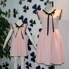 2017 Family Set Fashion Sleeveless Dress Family Clothing Mother Daughter Matching Dresses Mom and Daughter Dress Clothes ML01