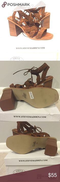 Steve Madden Shoes so cute - mint condition Steve Madden Shoes