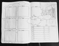 #bulletjournal #bujo #bujolove #bujocommunity #bullet #journal #bulletjournalpolska #planner #planningcommunity #lt1917 #leuchtturm #leuchtturm1917 #moomins #showmeyourplanner #augustpread #weeklyspread #minimalistic
