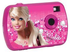 Appareil Photo Numérique - Barbie-Lexibook - DJ017BB 1,3 Mégapixels