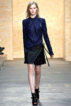 Proenza Schouler - Fall 2012 Ready-to-Wear