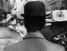 Leon Levinstein, 5th avenue, New York, 1959