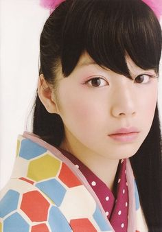 Kaho (夏帆) Cute Asian Girls, Cute Girls, Cute Japanese Girl, Blue Back, Attractive Girls, Yukata, Girls Eyes, Actress Photos, Pretty Face