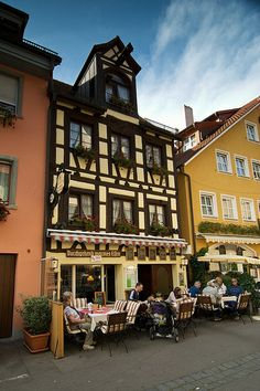 Meersburg, Germany  on Lake  constance