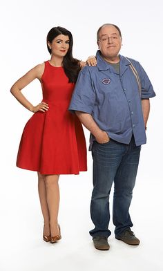 Lacy's dress... Brent Butt and Gabrielle Miller on reuniting for 'Corner Gas: The Movie'