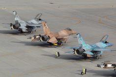 NSAWC F-16's