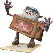 Animation Art:Maquette, The Boxtrolls Shoe Original Animation Puppet (LAIKA,2014)....