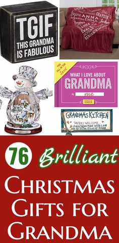 looking for christmas gifts for grandma thrill your grandmother this holiday with one of these