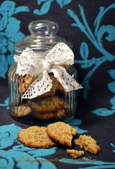 Merjan leivonta ja askartelublogi: Pipari-kaurakeksit