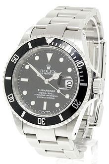 Rolex-Submariner (1954) ...Classics never go out of style