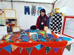 Looking forward tp @3fuzzystars being at our Winter Market!regram @3fuzzystars Day 2! All set up and ready again. Come and see us at the Mapperley arts and crafts fair bring your beautiful babies