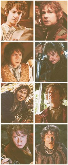 The Hobbit - Martin Freeman i love this movie and can't WAIT until the next one comes out!!!!!