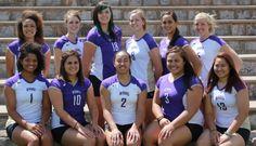 WNMU Women's Volleyball Team 2011