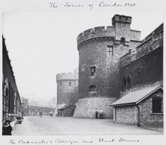 London England - Tower of London 1898 More