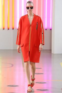 London Fashion Week Day 3 Preen by Thornton Bregazzi Spring/Summer 2015 Ready to wear 14 September 2014