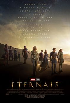Click to View Extra Large Poster Image for Eternals