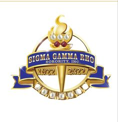 Sigma Gamma Rho, Sister Friends, Sorority, Blue Gold, Accessories, Jewelry Accessories