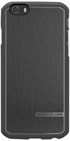 Body Glove Sleek Elegant Case Covers BG-9446102 for Apple iPhone 6 4.7 Black #BodyGlove
