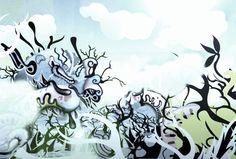 ChibchaStudio - Digital Arts Digital Art, Waves, Artwork, Work Of Art, Auguste Rodin Artwork, Wave