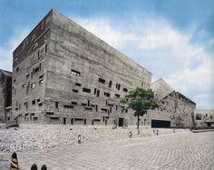 AAS Wang Shu & Lu Wenyu, musée d'histoire de Ningbo