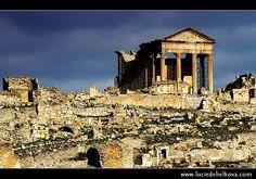 Tunisia - Ancient City of Dougga