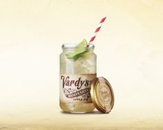 Vardy's Moonshine - Apple Pie Flavour. 5.5% ABV #AirborneCreative #GlassJar Glass Jars, Candle Jars, Candles, Apple Pie Moonshine, Pie Flavors, Moscow Mule Mugs, Packaging, Tableware, Projects