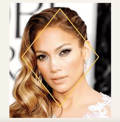 Finding your true face shape can help you pick your best hairstyle ever. Here& how, plus examples of which celebs you might look to for inspiration. Oval Face Shapes, Oval Faces, Long Faces, Eyebrow Shapes, Eye Shapes, Cool Haircuts, Cool Hairstyles, Wedding Hairstyles, Haircut For Face Shape