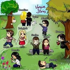 hahaha! Klaus is my favorite in this!