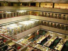 University of London Senate House Library