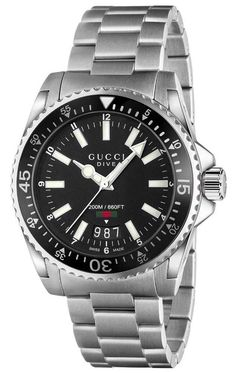Reloj Gucci mujer YA136301 Colección Dive. Reloj Gucci Hombre add8bc92614