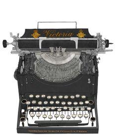 Màquina d'escriure / Máquina de escribir