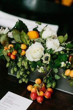 The Most Chic Restaurant Wedding Ever