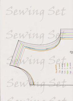 Sewing Set: CAMISA CUELLO BEBÉ 0 A 24 MESES