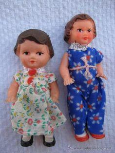 Muñecas  alemanas antiguas
