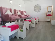 Unwind as our qualified beauty therapists treat you to an indulgent pedicure. Pedicure Manicure, Ohana, Spa Day, This Is Us, Relax, Lounge, Wellness, City, Nails