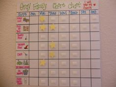 Chore charts for kids templates chore chart for the little o Chore Chart For Toddlers, Reward Chart Kids, Kids Rewards, Chores Chart For Teens, Choir Chart For Kids, Chore Chart Toddler, Incentive Charts, Behavior Chart Toddler, Kids Charts