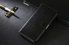 Luxury PU Leather Case For Meizu M5 Meilan M5 With Stand And Card Holder Phone Bag Flip Cover For Meizu Meilan 5