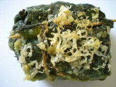 cuisine sauvage: paupiettes de bourrache