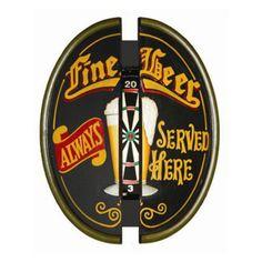 Fine Beer Dartboard Cabinet - R936