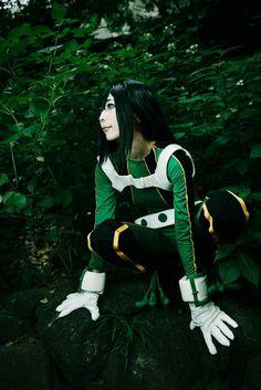 My Hero Academia - Asui Tsuyu