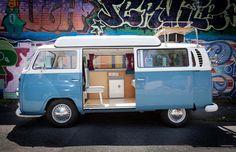 Oooooh,  this looks very cool,  Craft1945: The Camper Van