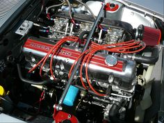1972 #Datsun #240z #engine