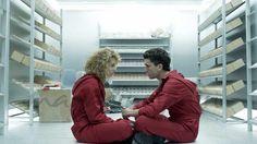 Esta noche Antena 3 estrena el capítulo 9 de 'La casa de papel', final de la primera parte de la temporada. Antes del verano… la guerra estalla en 'La casa de papel'