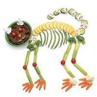 Halloween food.