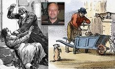 Jack the Ripper was Whitechapel meat cart driver, claims Dr Gareth Norris #DailyMail