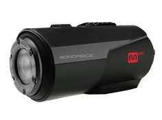 The Monoprice MHD action camera provides both HD video and single image photography and is priced at $ 99. The Monoprice MHD action camera has been designed to provide users with high-definition 1920 x 1080p display with 24-bit color depth at 30 frames per second, but is also capable of recording 1280 x 720p, 24-bit resolution at 30 fps if preferred.